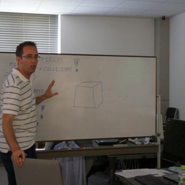ドリームワークスアニメーションのアーティストによる実習と講演