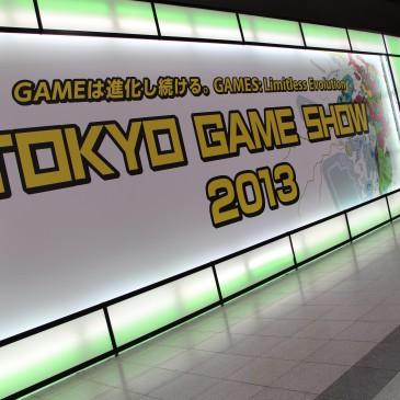 東京ゲームショウ2013行ってきました!