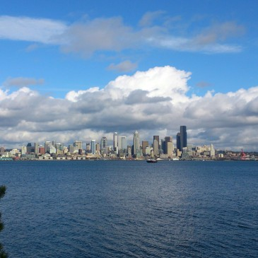 シアトル海外情報メディア研修が始まりました