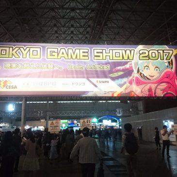 東京ゲームショウ2017!!