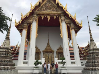 タイ・チュラロンコーン大学での研修体験(観光編)